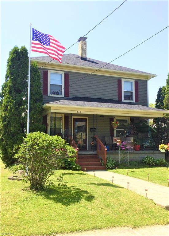 341 Alice Street, East Palestine, OH 44413 (MLS #4191904) :: RE/MAX Valley Real Estate