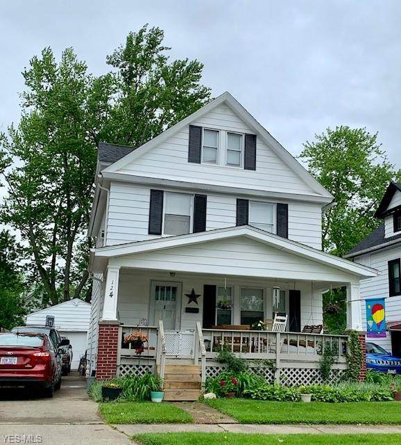 124 Beebe Avenue, Elyria, OH 44035 (MLS #4191915) :: The Holly Ritchie Team