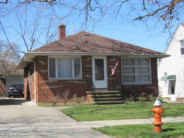4124 W 56th Street, Cleveland, OH 44144 (MLS #4192059) :: RE/MAX Valley Real Estate