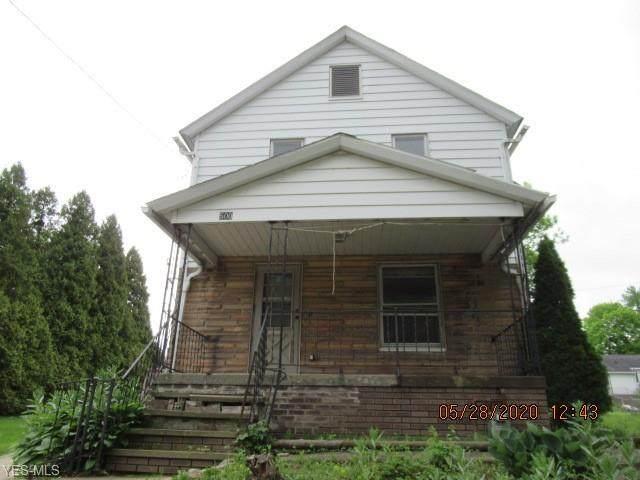 500 Grandview Avenue, Barberton, OH 44203 (MLS #4192062) :: The Crockett Team, Howard Hanna