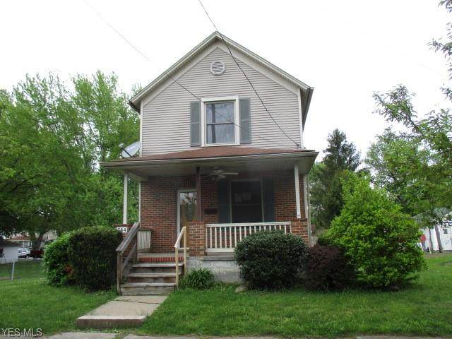 584 E Main Street, East Palestine, OH 44413 (MLS #4192069) :: RE/MAX Valley Real Estate