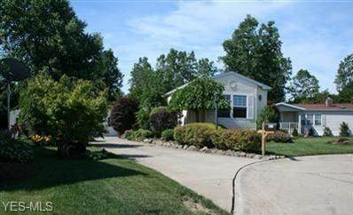 411 Sandtrap Circle, Painesville Township, OH 44077 (MLS #4192340) :: The Holden Agency