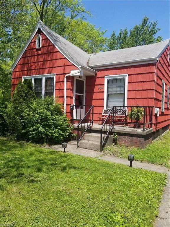 934 Riverview Street NW, Warren, OH 44485 (MLS #4192406) :: The Holden Agency