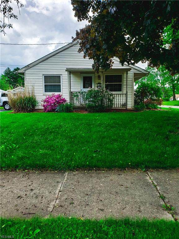 439 Alpha Avenue, Akron, OH 44312 (MLS #4192689) :: RE/MAX Edge Realty