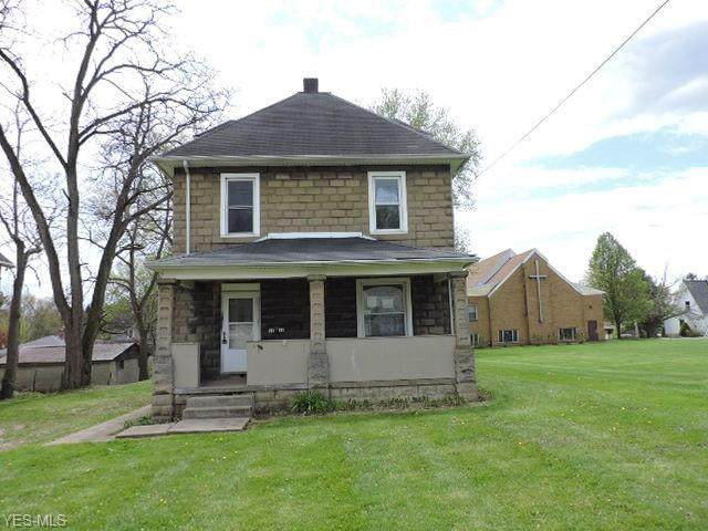 2211 Robbins Avenue, Niles, OH 44446 (MLS #4193068) :: Tammy Grogan and Associates at Cutler Real Estate