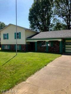 110 Holiday Drive, Marietta, OH 45750 (MLS #4193425) :: The Crockett Team, Howard Hanna