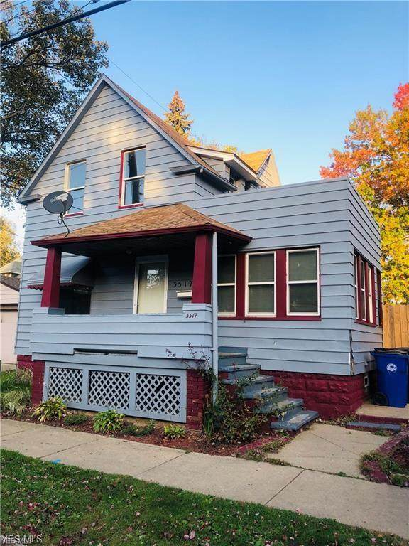 3517 W 32nd Street, Cleveland, OH 44109 (MLS #4193473) :: The Holden Agency