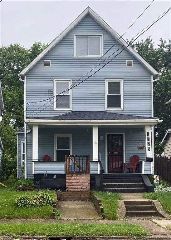 1525 Stark Avenue SW, Canton, OH 44706 (MLS #4193770) :: The Holly Ritchie Team