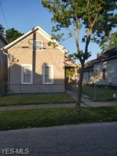 3213 W 52nd Street, Cleveland, OH 44102 (MLS #4195003) :: The Holden Agency