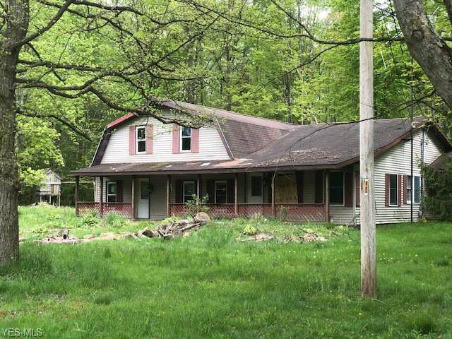 5106 Miller South Road, Bristolville, OH 44402 (MLS #4195501) :: The Art of Real Estate