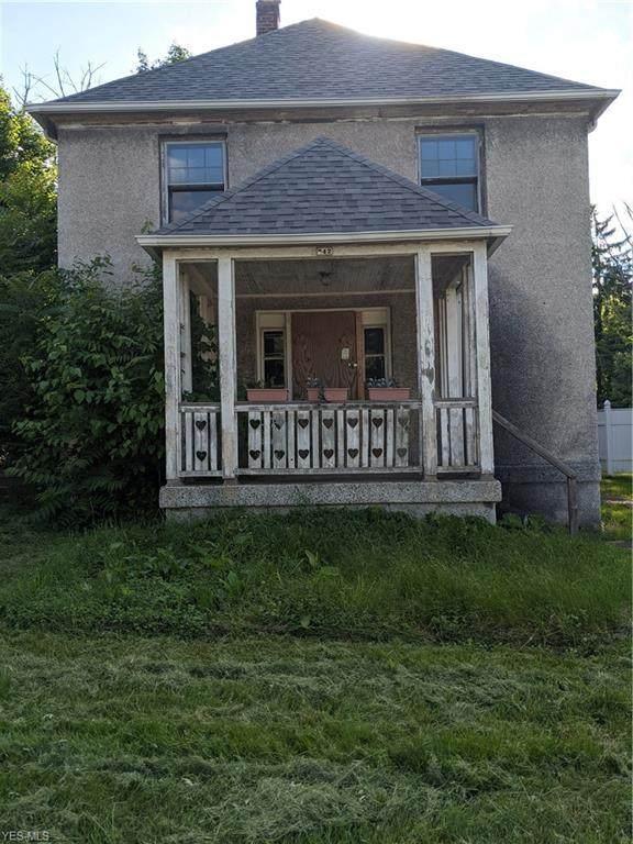 242 Ohio Avenue, McDonald, OH 44437 (MLS #4195918) :: The Holden Agency