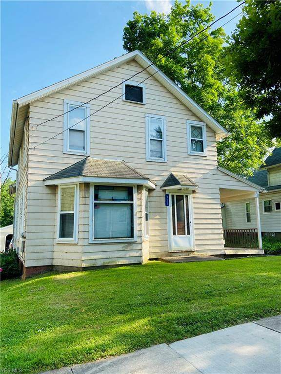 332 E Riddle Avenue, Ravenna, OH 44266 (MLS #4196143) :: Keller Williams Chervenic Realty