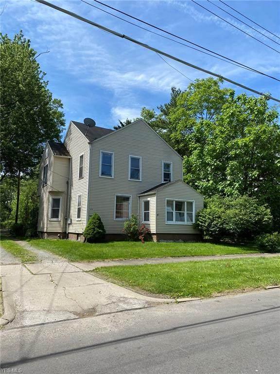 256 Belmont Avenue, Warren, OH 44483 (MLS #4197503) :: The Art of Real Estate