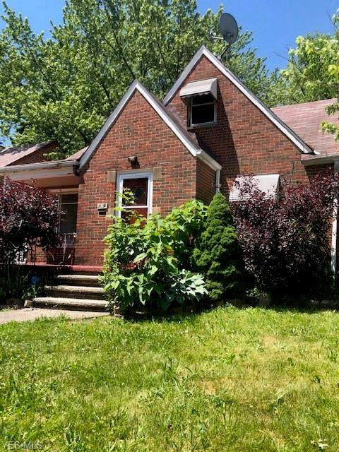 3654 E 113th Street, Cleveland, OH 44105 (MLS #4197939) :: The Art of Real Estate