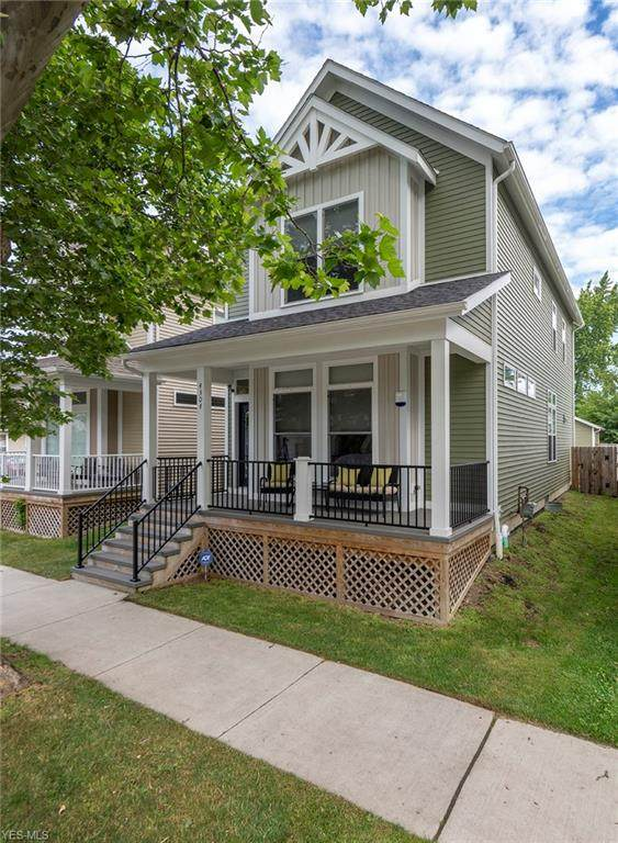 4304 Bailey Avenue, Cleveland, OH 44113 (MLS #4198582) :: The Holden Agency