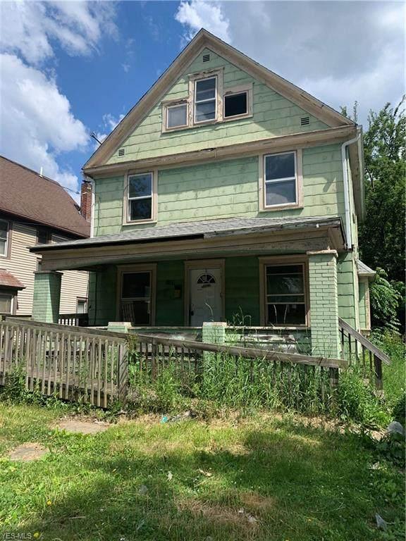 1027 Johnston Street, Akron, OH 44306 (MLS #4198619) :: The Crockett Team, Howard Hanna