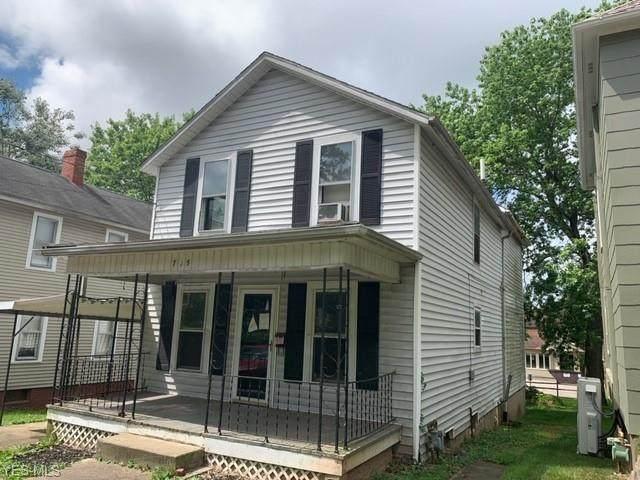 705 8th Street, Marietta, OH 45750 (MLS #4198946) :: Select Properties Realty