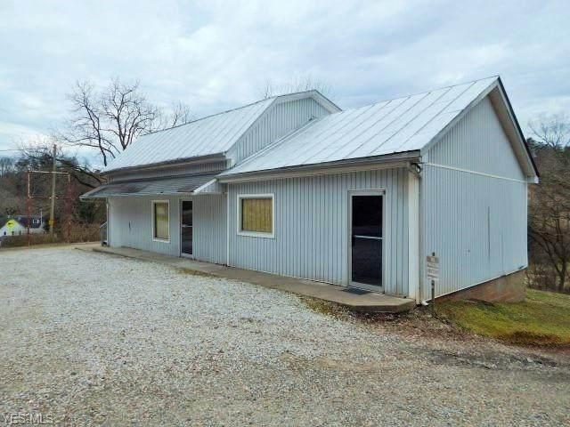 1298 Ellenboro Rd., Harrisville, WV 26362 (MLS #4199197) :: The Holden Agency