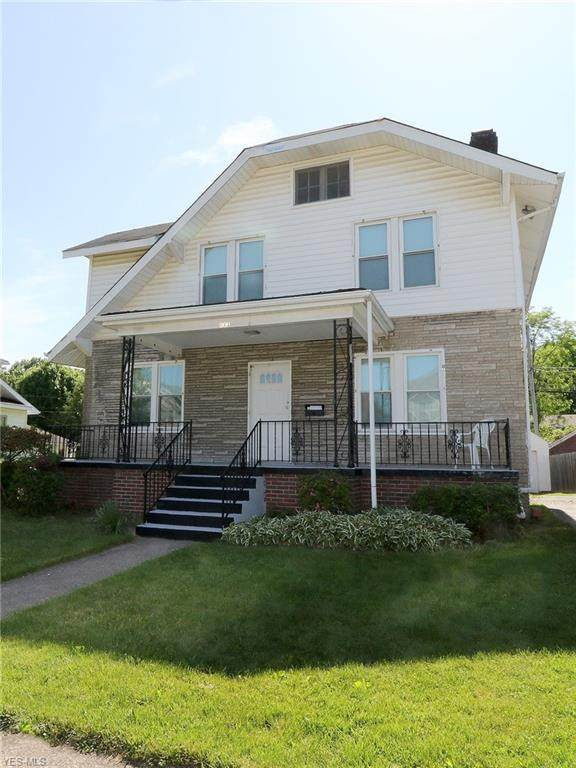 633 Lawson Avenue, Steubenville, OH 43952 (MLS #4199217) :: The Holden Agency