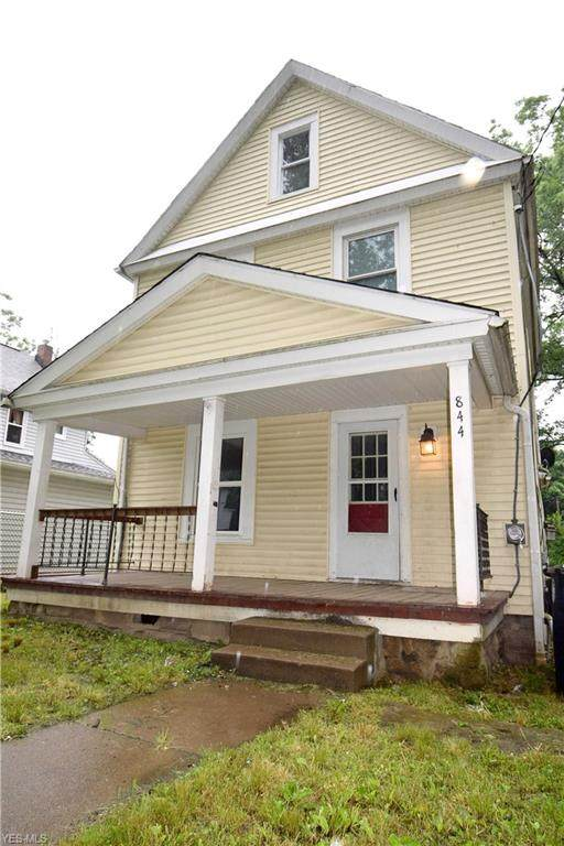 844 Sumner Street, Akron, OH 44311 (MLS #4199625) :: RE/MAX Trends Realty