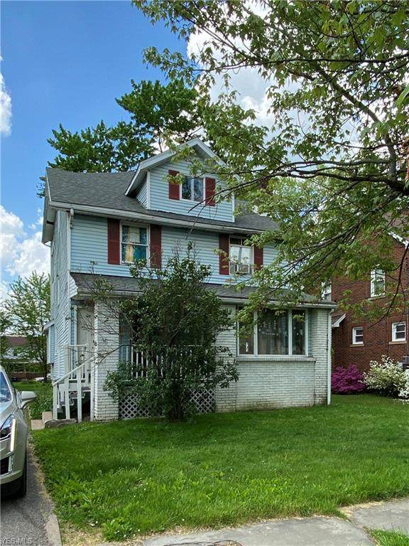 124 Russell Avenue, Niles, OH 44446 (MLS #4200684) :: Tammy Grogan and Associates at Cutler Real Estate
