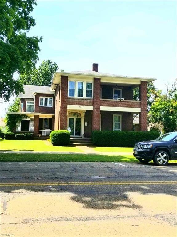 320 Fair Avenue NW, New Philadelphia, OH 44663 (MLS #4200728) :: Keller Williams Chervenic Realty