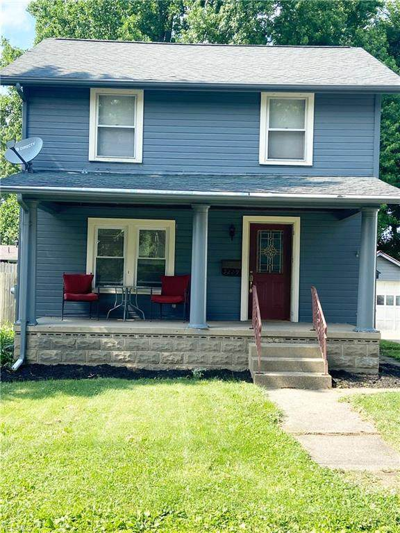 5229 14th Street SW, Canton, OH 44710 (MLS #4201682) :: The Crockett Team, Howard Hanna