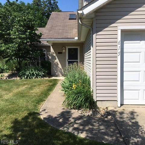 615 Hilltop Terrace, Tallmadge, OH 44278 (MLS #4201852) :: Keller Williams Chervenic Realty