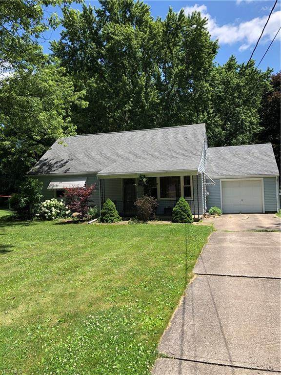 195 Parkview Avenue, Wadsworth, OH 44281 (MLS #4201999) :: RE/MAX Trends Realty