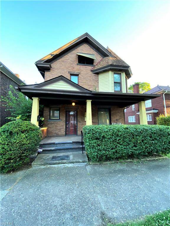 320 W Fourth St. Street, East Liverpool, OH 43920 (MLS #4202067) :: RE/MAX Trends Realty