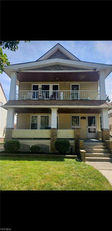 3109 Portman Avenue, Cleveland, OH 44109 (MLS #4202177) :: The Holden Agency