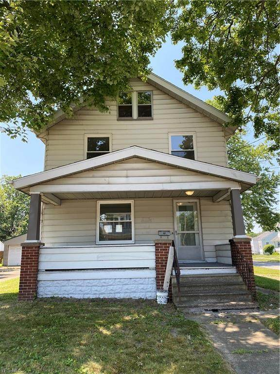 324 Sayers Avenue, Niles, OH 44446 (MLS #4202437) :: RE/MAX Trends Realty