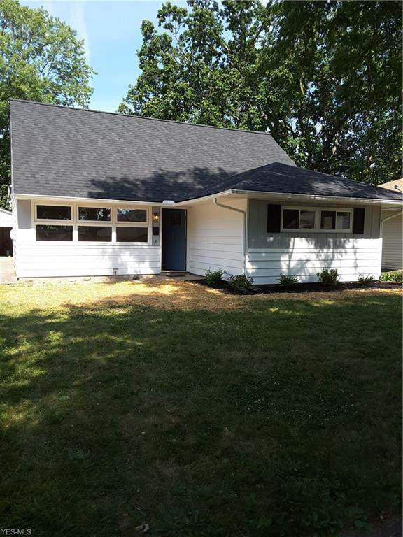 608 Woodmere Drive, Berea, OH 44017 (MLS #4202445) :: The Art of Real Estate