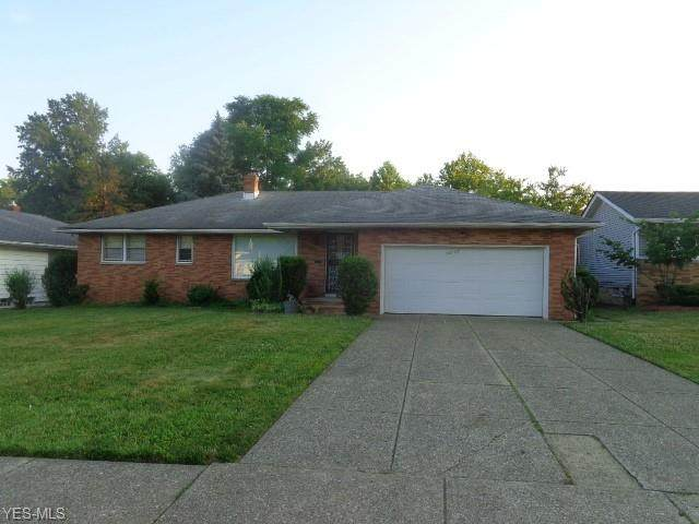 23617 Mccann Street, Warrensville Heights, OH 44128 (MLS #4202466) :: The Art of Real Estate