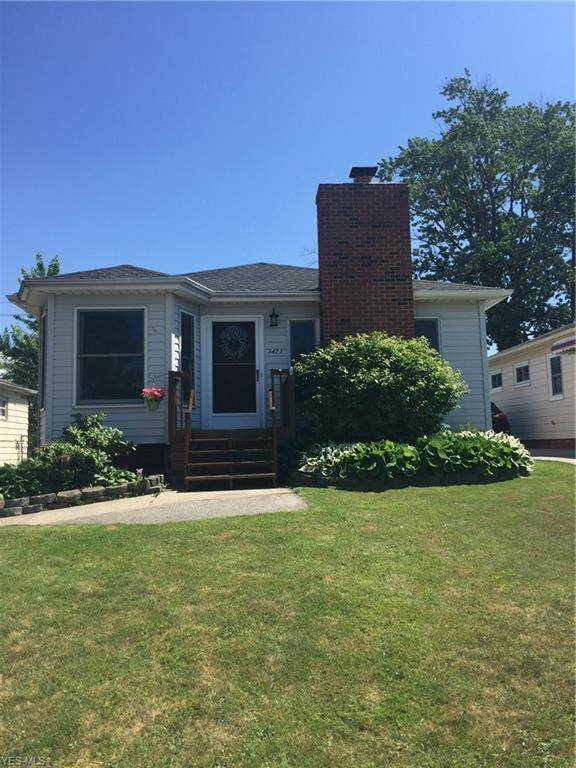 3423 Center Drive, Parma, OH 44134 (MLS #4202758) :: RE/MAX Trends Realty