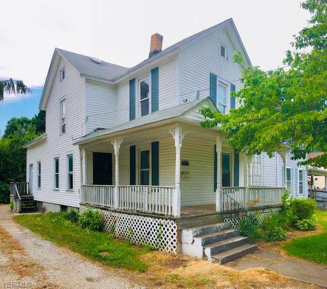 280 Grant Street, Geneva, OH 44041 (MLS #4203174) :: The Jess Nader Team | RE/MAX Pathway