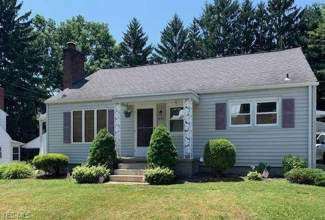 632 Gasche Street, Wooster, OH 44691 (MLS #4203193) :: The Holden Agency