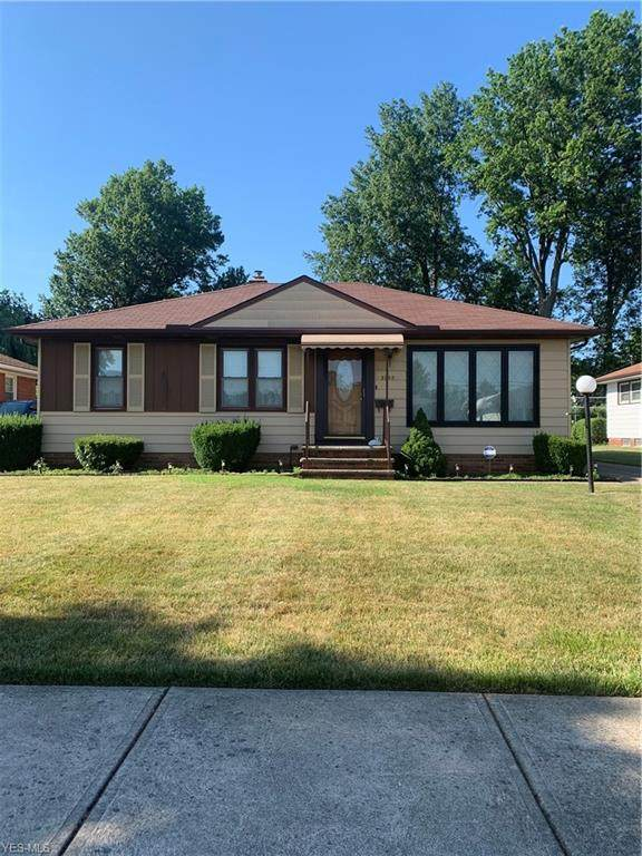 3750 Jeanne Drive, Parma, OH 44134 (MLS #4203395) :: The Holden Agency