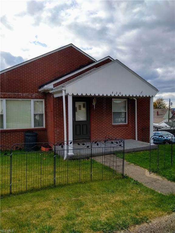 420 Mineral Avenue, Weirton, WV 26062 (MLS #4203888) :: The Holden Agency