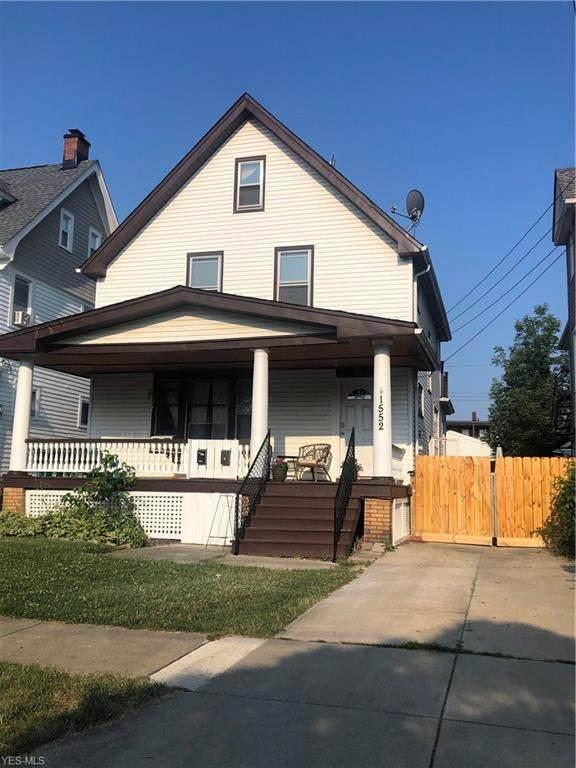1552 Alameda Avenue, Lakewood, OH 44107 (MLS #4203979) :: The Art of Real Estate