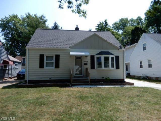1729 E 238th Street, Euclid, OH 44117 (MLS #4204020) :: Keller Williams Chervenic Realty