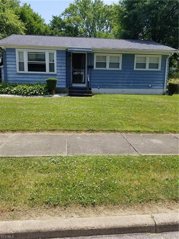 199 Mumford Drive, Youngstown, OH 44505 (MLS #4204277) :: The Holden Agency