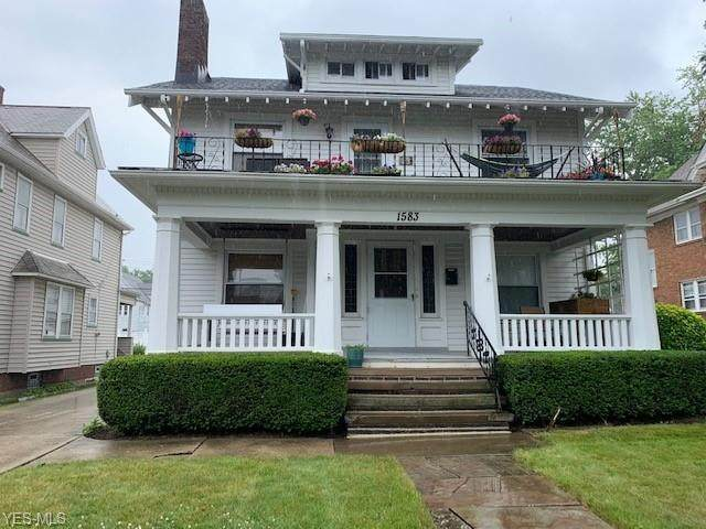 1583 Northland Avenue, Lakewood, OH 44107 (MLS #4204464) :: The Art of Real Estate