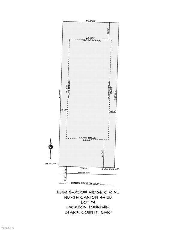 5599 Shadow Ridge Circle NW, North Canton, OH 44720 (MLS #4204554) :: Tammy Grogan and Associates at Cutler Real Estate