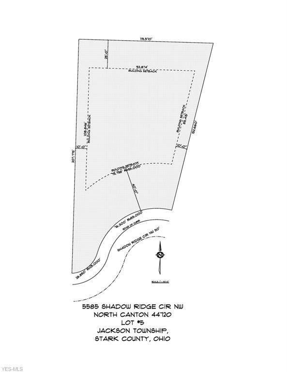 5585 Shadow Ridge Circle NW, North Canton, OH 44720 (MLS #4204560) :: Tammy Grogan and Associates at Cutler Real Estate