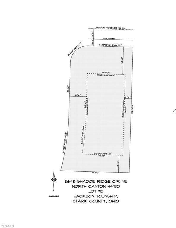 5648 Shadow Ridge Circle NW, North Canton, OH 44720 (MLS #4204566) :: Tammy Grogan and Associates at Cutler Real Estate