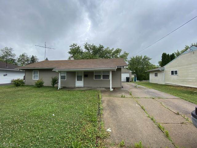 3268 Bon Air Avenue NW, Warren, OH 44485 (MLS #4204726) :: RE/MAX Valley Real Estate