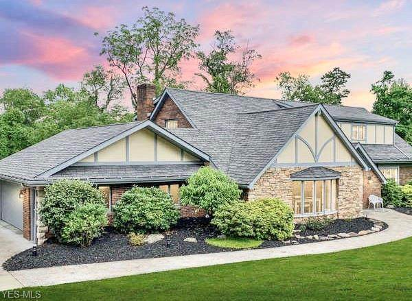 129 Hiddenwood Drive, Steubenville, OH 43953 (MLS #4205272) :: RE/MAX Valley Real Estate