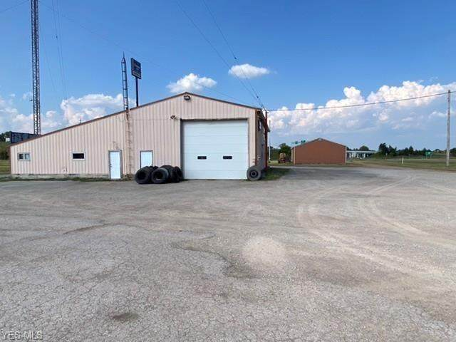 3282 State Route 98, Bucyrus, OH 44820 (MLS #4205342) :: The Holden Agency