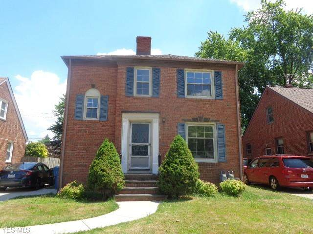 6217 Stanbury Road, Parma, OH 44129 (MLS #4205545) :: The Holden Agency